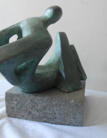 Mujer vacia - Erna Martinez